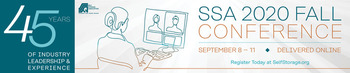 SSA 2020 Fall Online Conference
